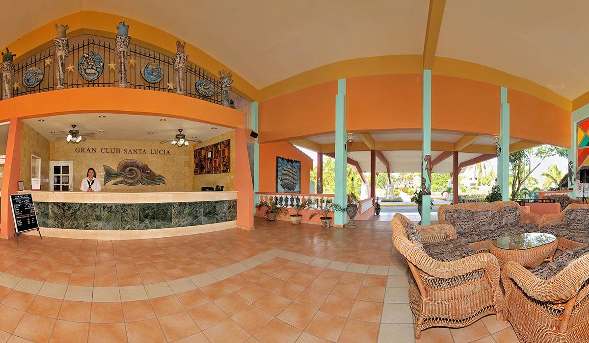 Hotel Gran Club Santa Lucía, Camaguey - Lobby