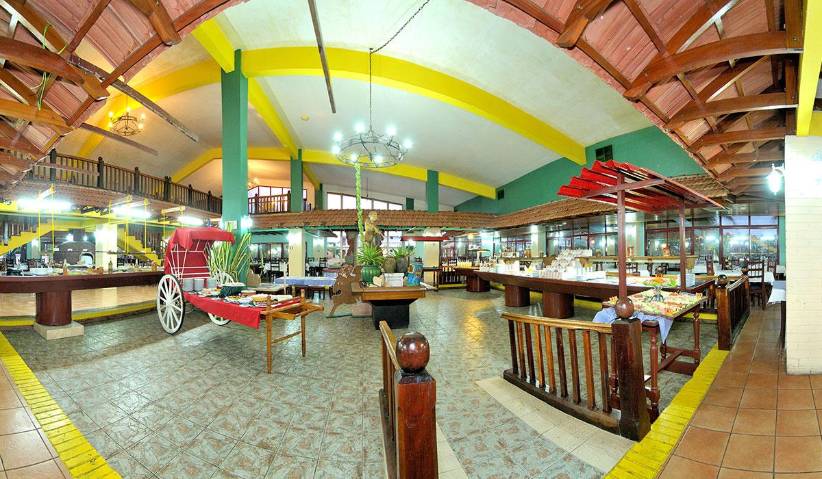 Hotel Gran Club Santa Lucía, Camaguey - Restaurant