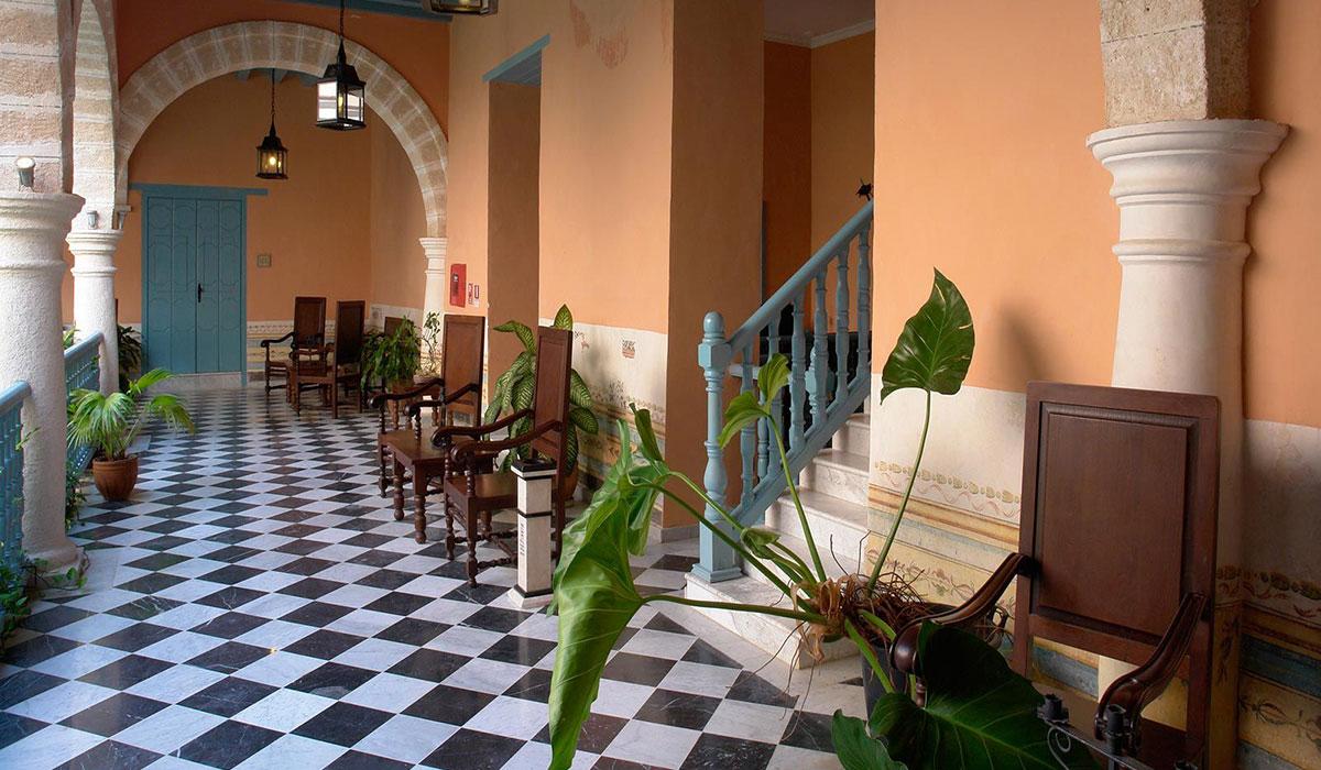 Hotel Marqués de Prado Ameno - Lobby