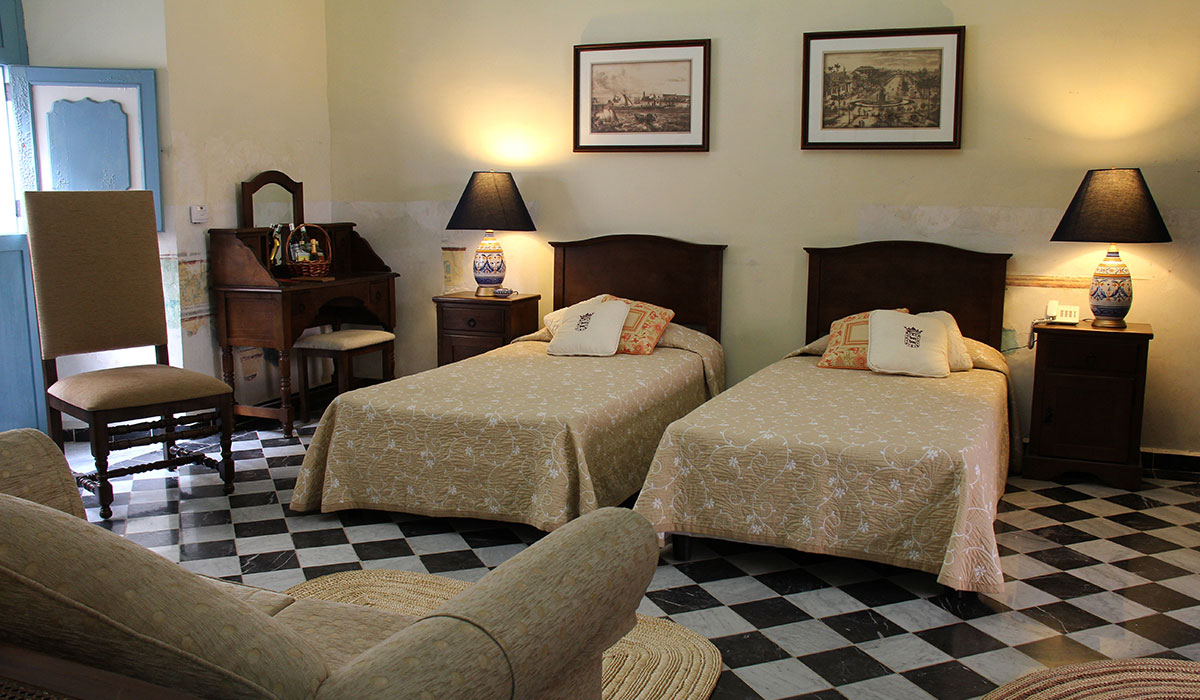 Hotel Marqués de Prado Ameno - Room
