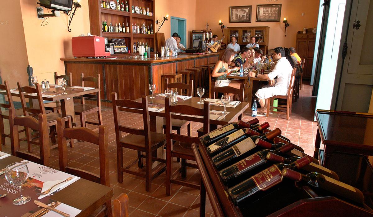 Hotel Marqués de Prado Ameno - Bar