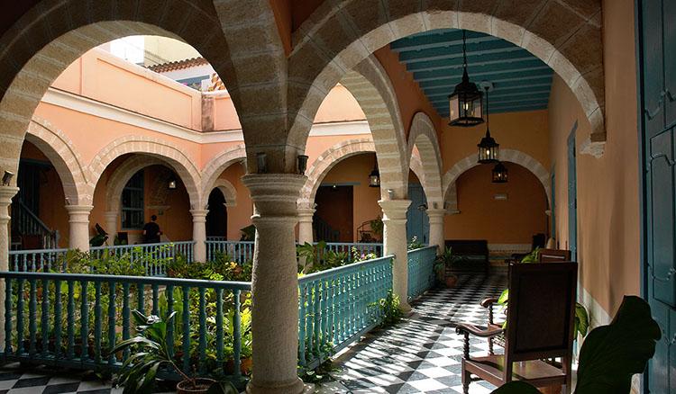 Hotel Marqués de Prado Ameno, Habana Vieja