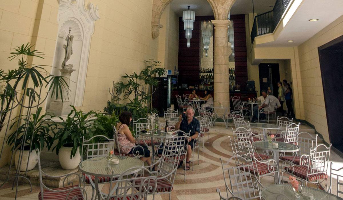 Hotel Palacio del Marqués de San Felipe y Santiago de Bejucal - Areas interiores