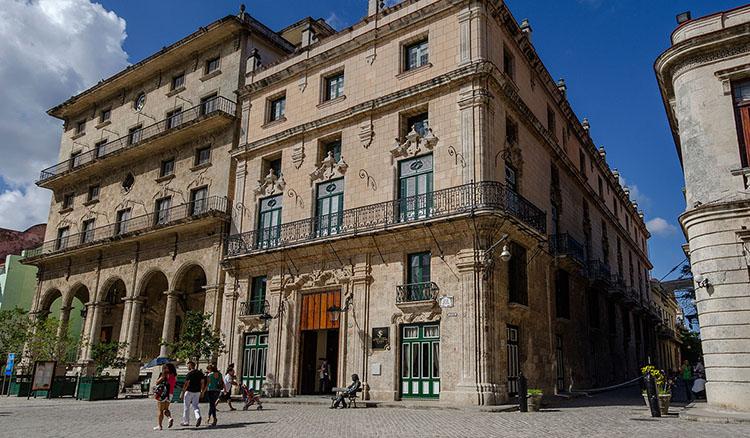Hotel Palacio del Marqués de San Felipe y Santiago de Bejucal, Old Havana