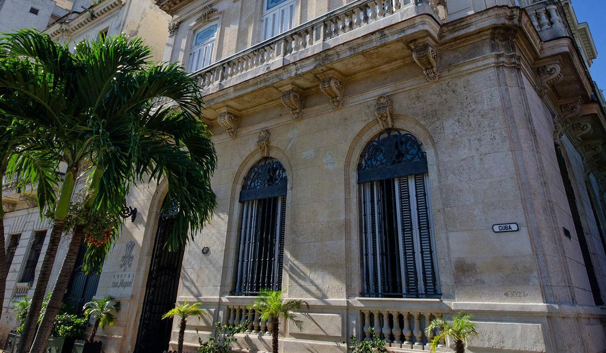 Hotel San Miguel - Fachada