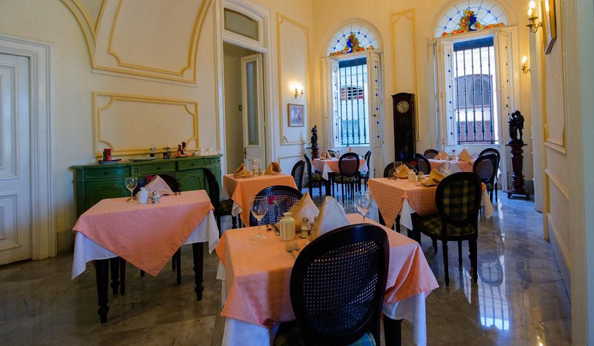 Hotel San Miguel - Restaurante