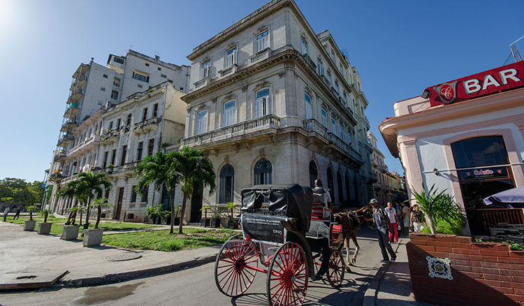 Hotel San Miguel, Old Havana