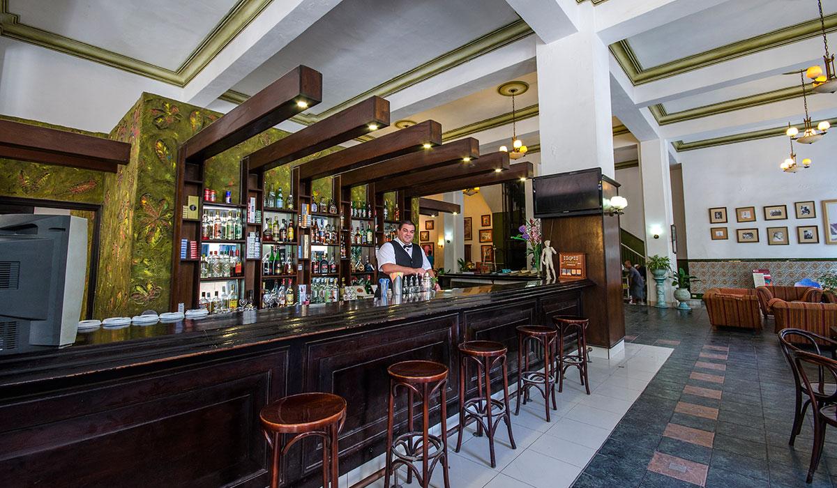 Hotel Ambos Mundos - Bar
