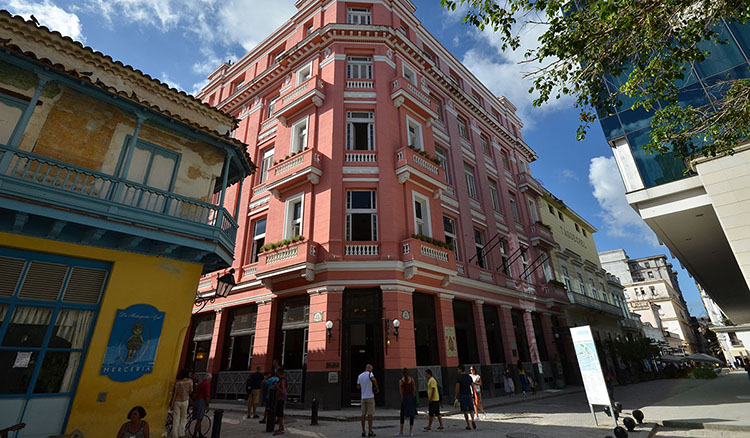 Hotel Ambos Mundos, Habana Vieja