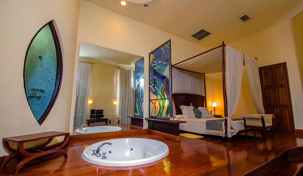 Hotel Armadores de Santander - Room