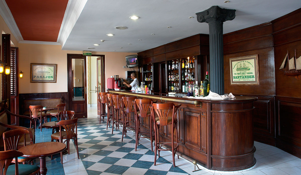 Hotel Armadores de Santander - Bar
