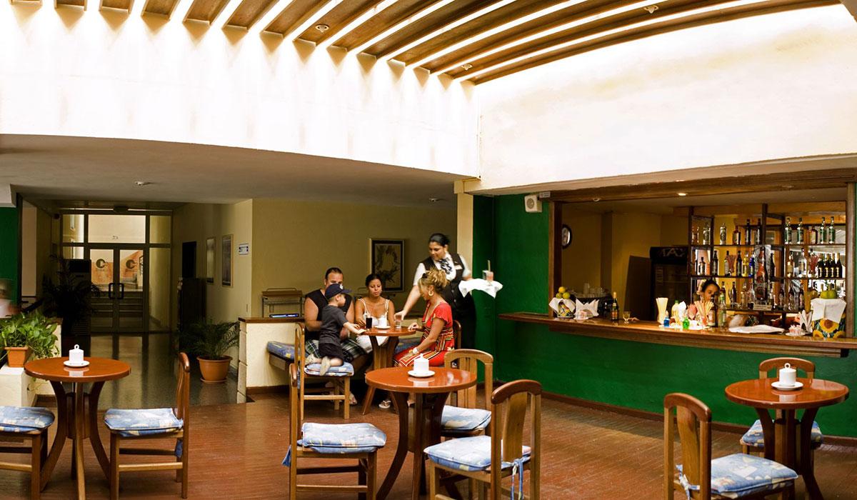 Hotel Club Atlántico - Restaurante