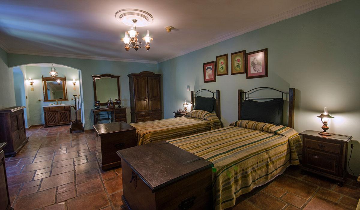 Hotel Beltrán de Santa Cruz - Habitación