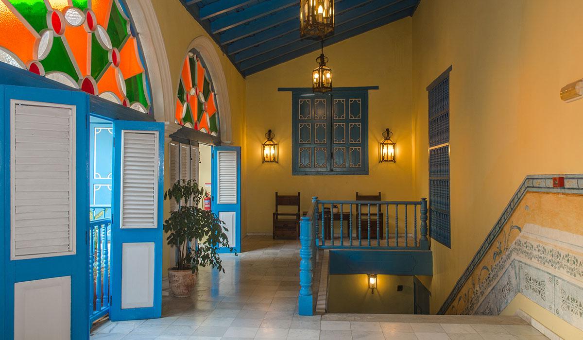 Hotel Beltrán de Santa Cruz - Areas