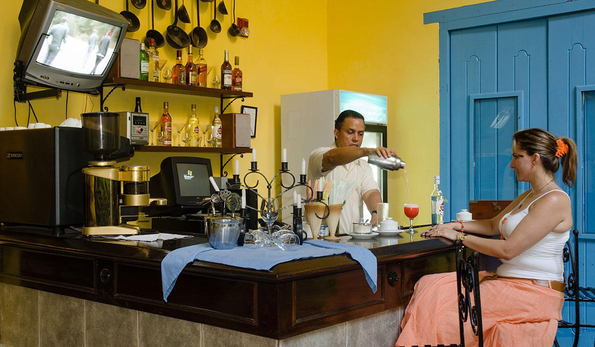 Hotel Beltrán de Santa Cruz - Bar
