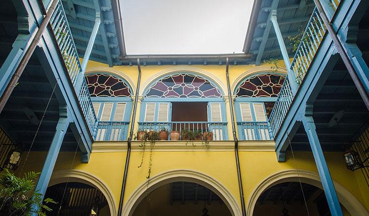 Hotel Beltrán de Santa Cruz, Old Havana