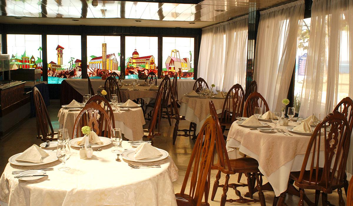 Hotel Chateau Miramar - Restaurant