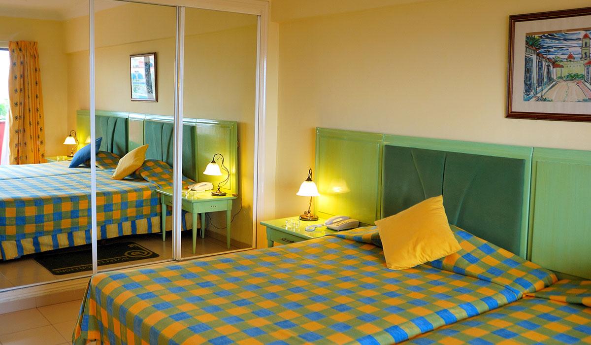 Hotel Chateau Miramar - Habitación