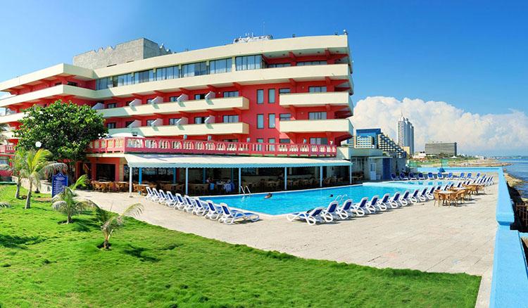 Hotel Chateau Miramar, Habana