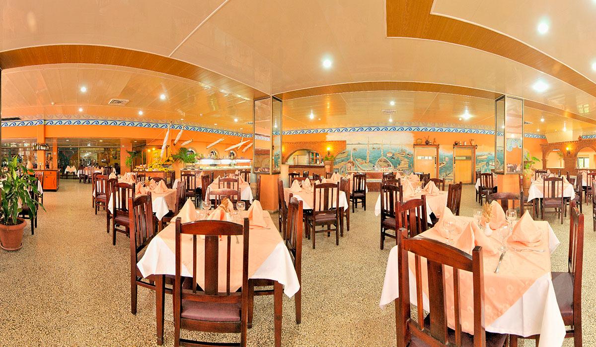 Hotel Club Amigo Ancón - Restaurante