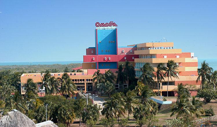 Hotel Club Amigo Ancón, Sancti Spiritus