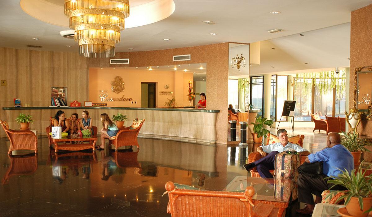 Hotel Comodoro - Lobby