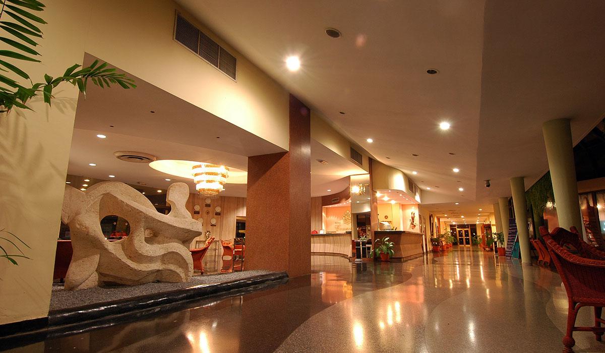Hotel Comodoro - Areas