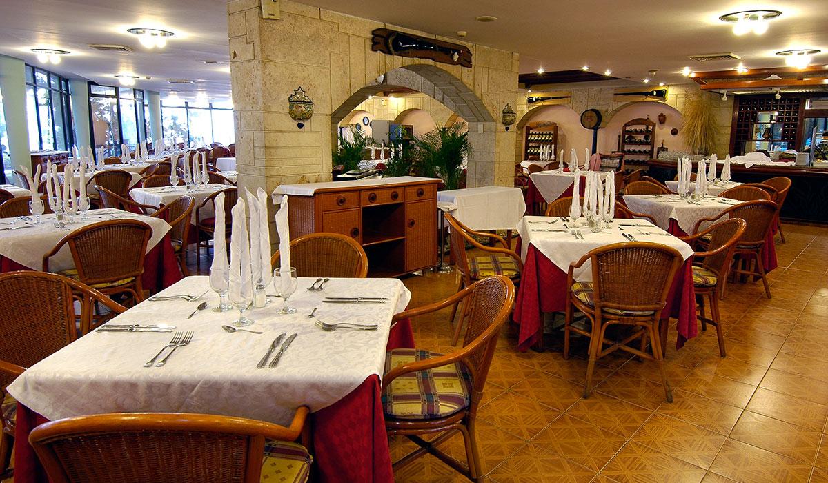 Hotel Comodoro - Restaurant