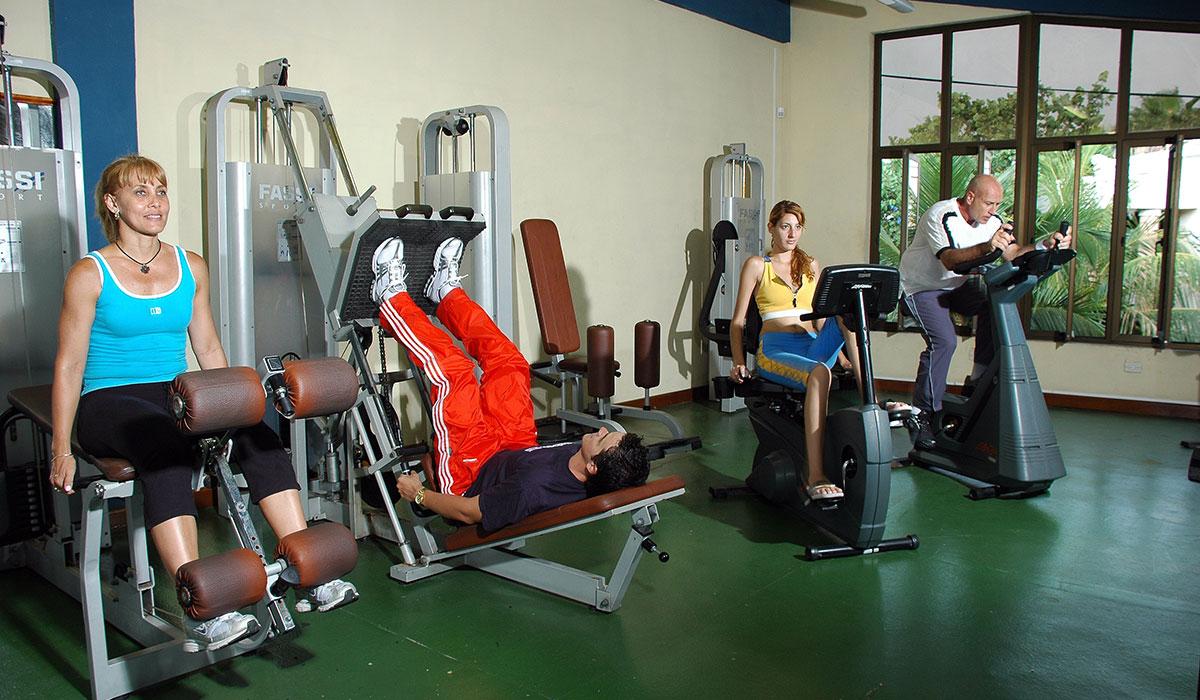 Hotel Comodoro - Fitness area