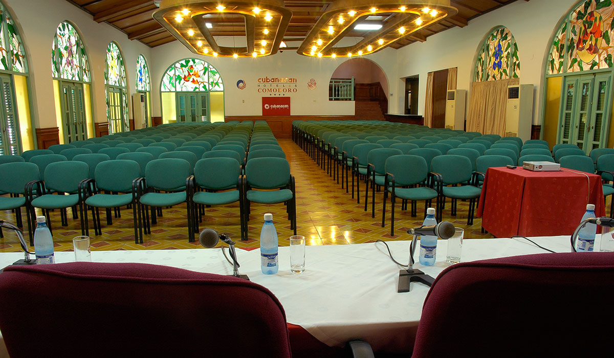 Hotel Comodoro - Conference room