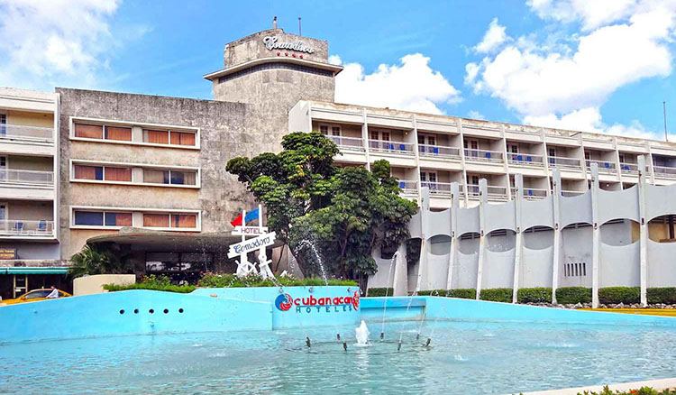 Hotel Comodoro, Miramar, Havana