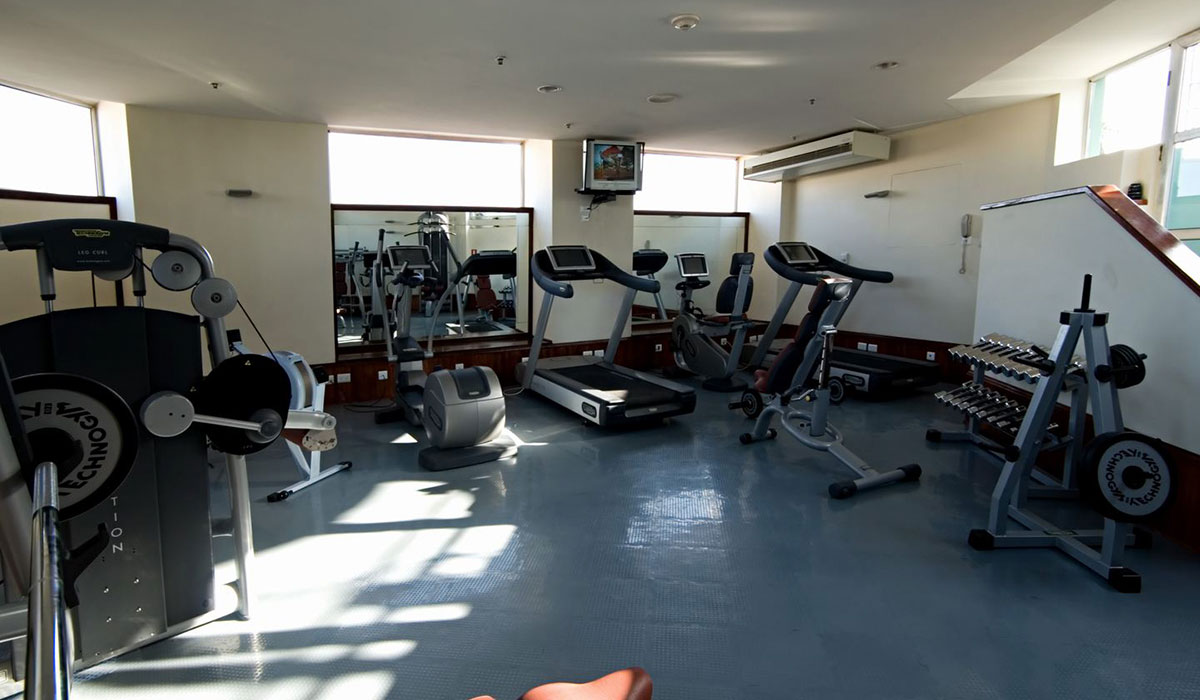 Hotel Saratoga - Fitness center
