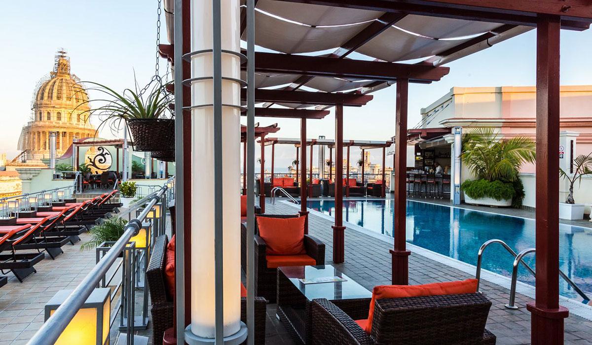 Hotel Saratoga - Pool