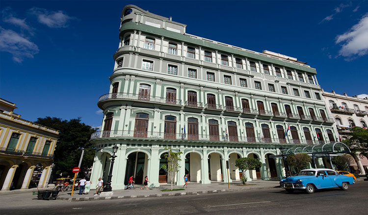 Hotel Saratoga, Habana Vieja