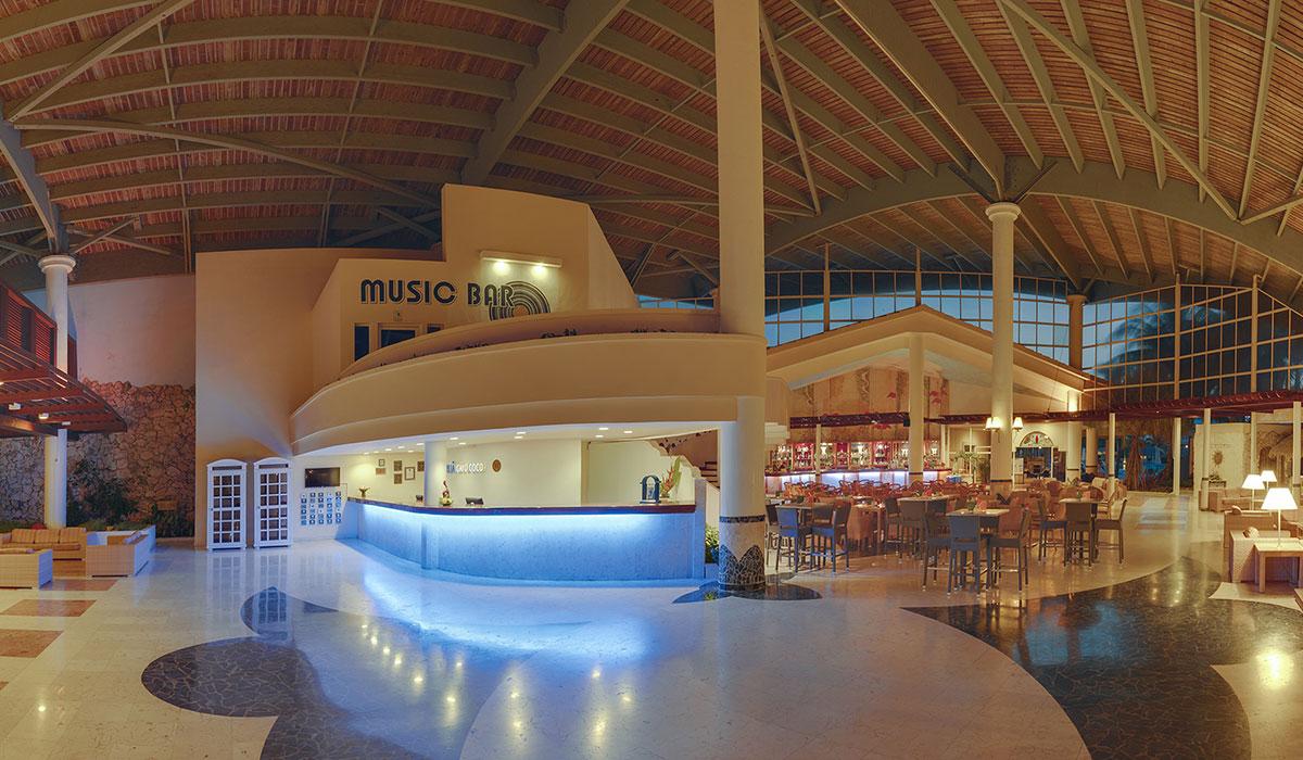 Hotel Melia Cayo Coco - Lobby