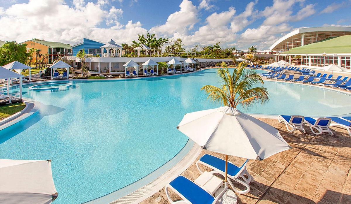 Hotel Melia Cayo Coco - Pool