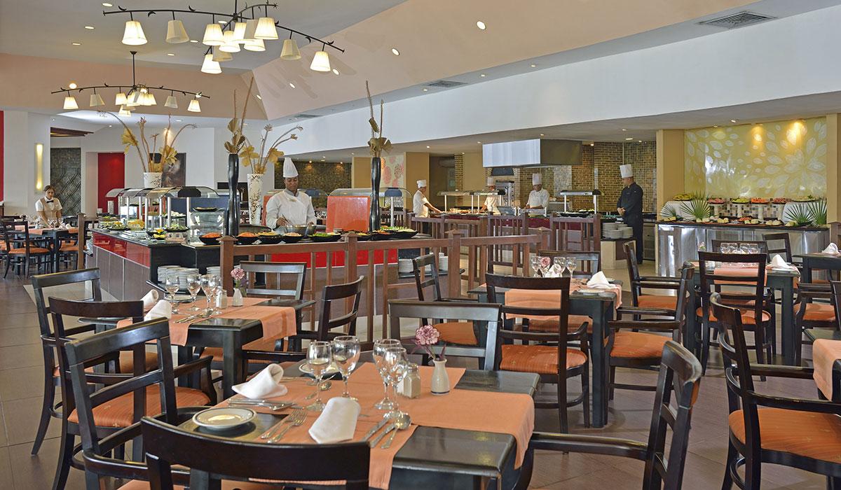 Hotel Melia Cayo Coco - Restaurant