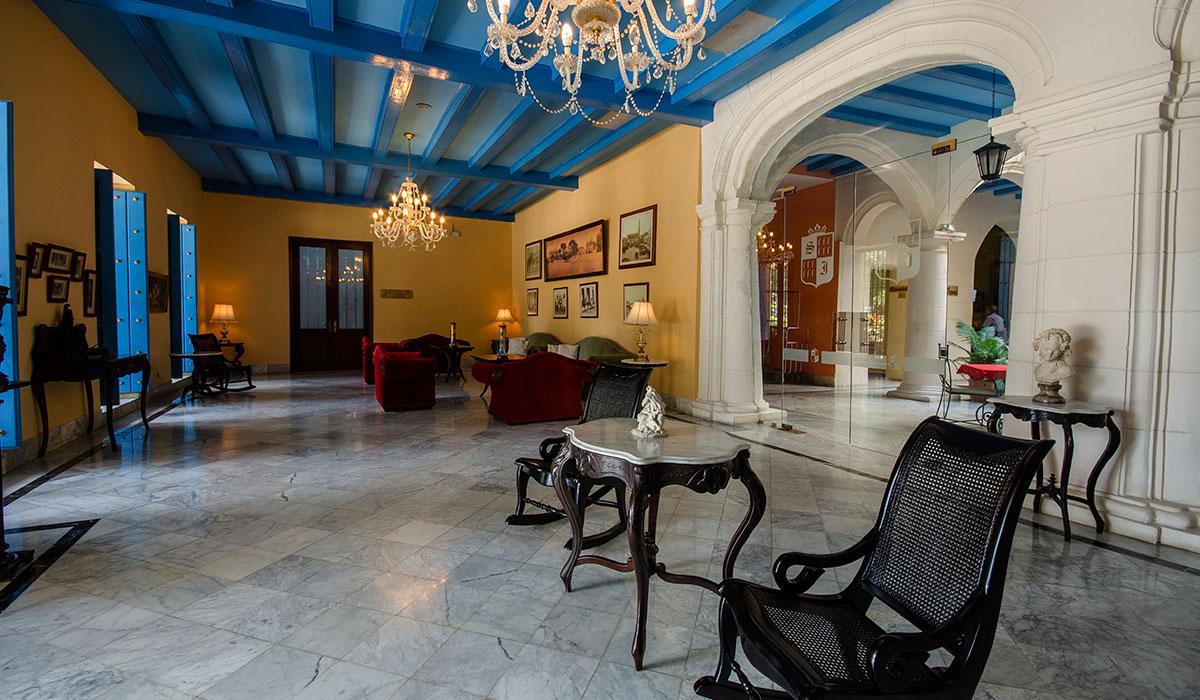 Hotel Santa Isabel - Lobby