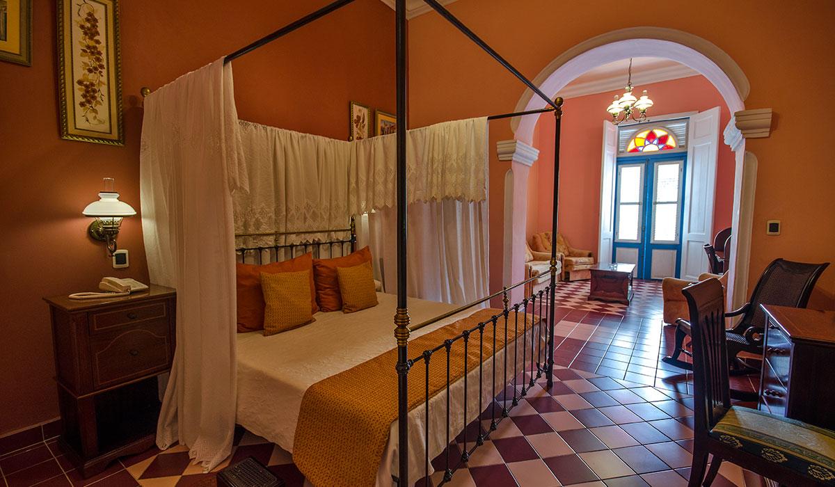 Hotel Santa Isabel - Habitación