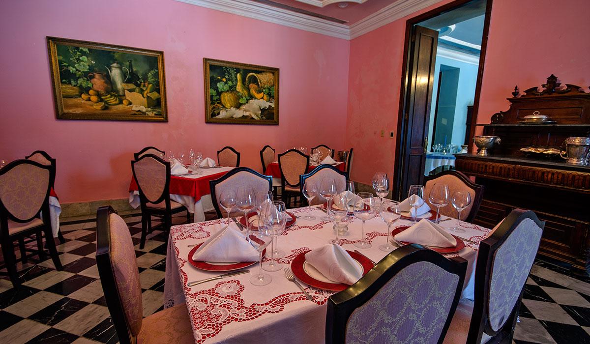 Hotel Santa Isabel - Restaurant