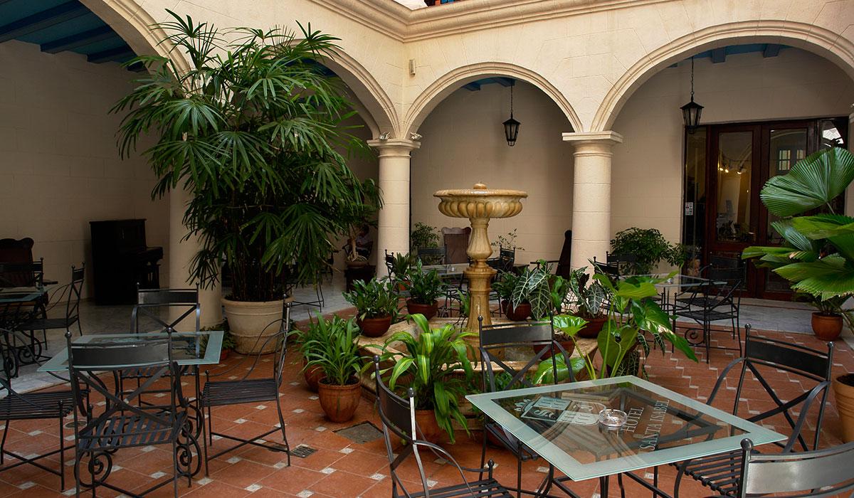 Hotel Santa Isabel - Areas