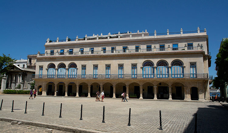 Hotel Santa Isabel, Habana Vieja