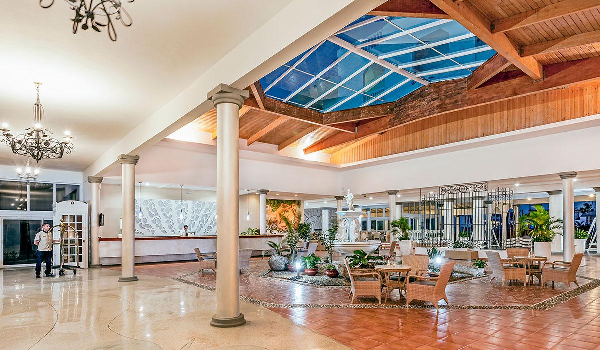 Hotel Meliá Cayo Guillermo - Recepción