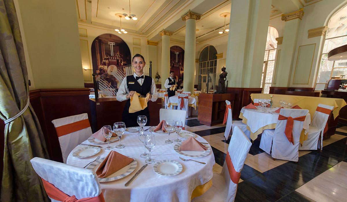 Hotel Telegrafo - Restaurant
