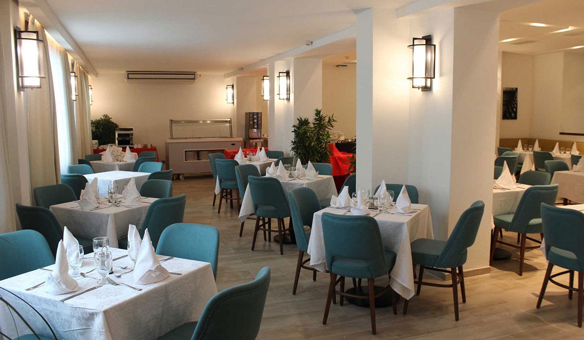 Hotel NH Victoria - Restaurant