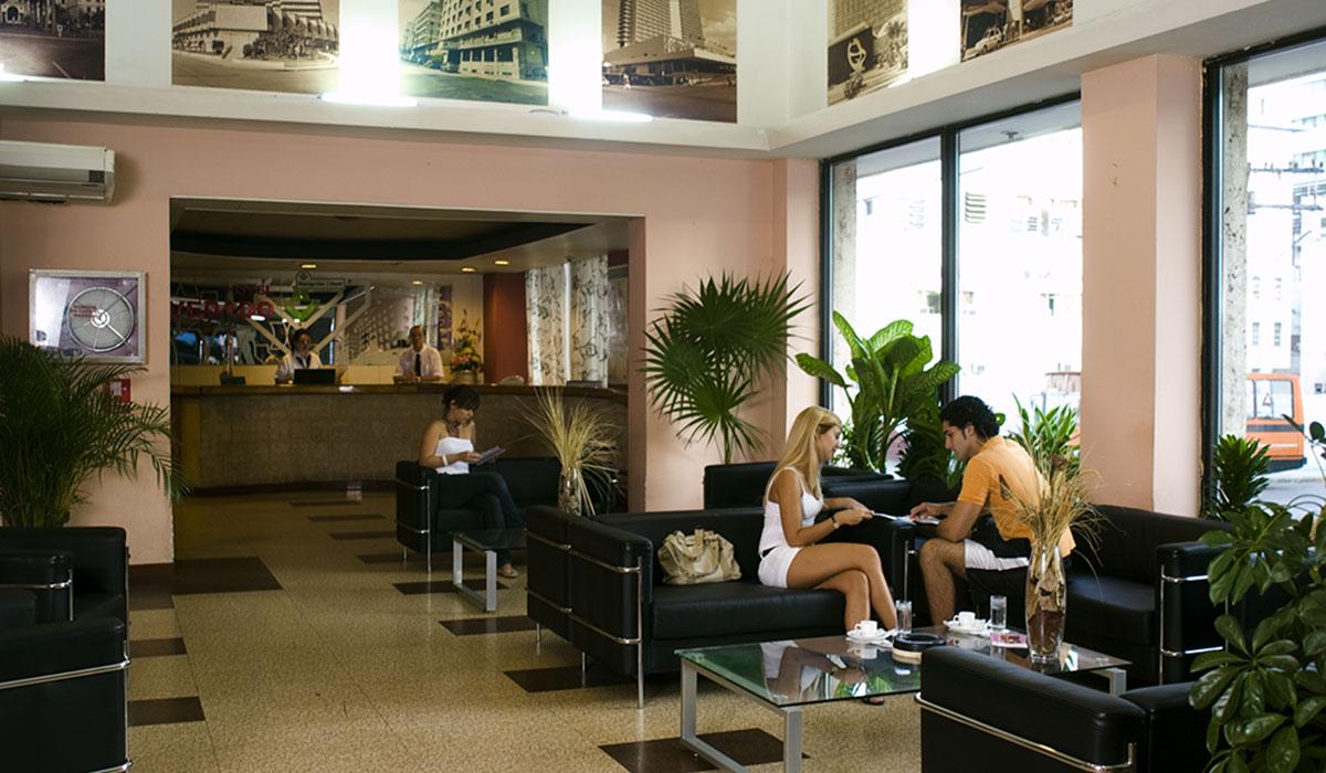 Hotel Vedado - Lobby