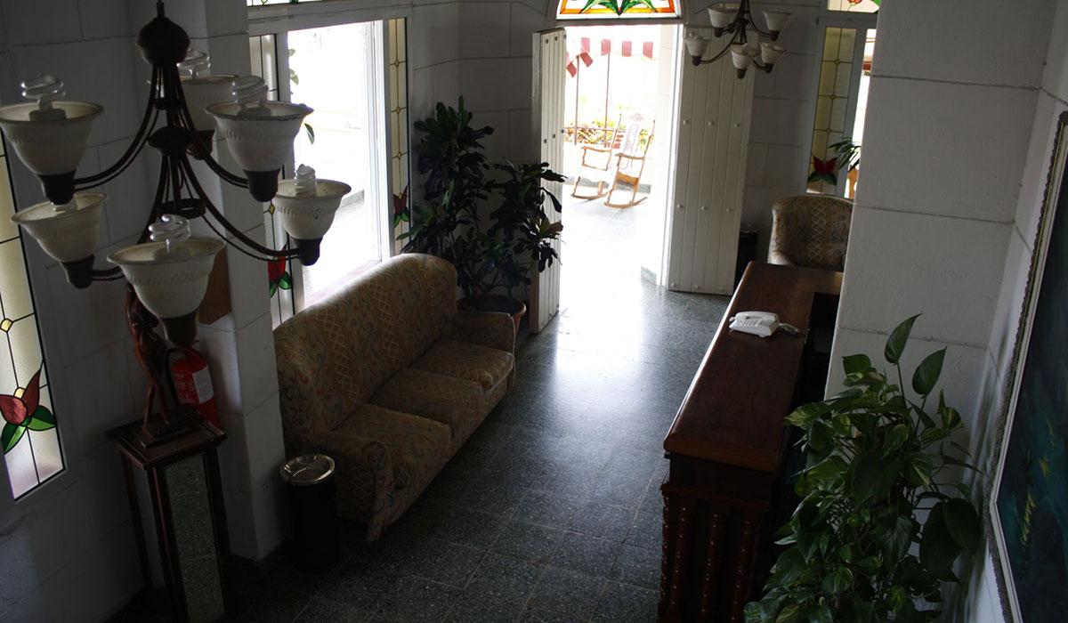 Hotel Pullman - Lobby
