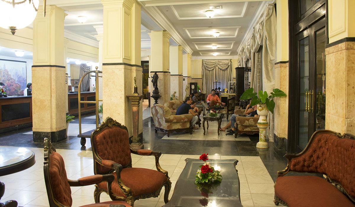 Hotel ROC Presidente - Lobby