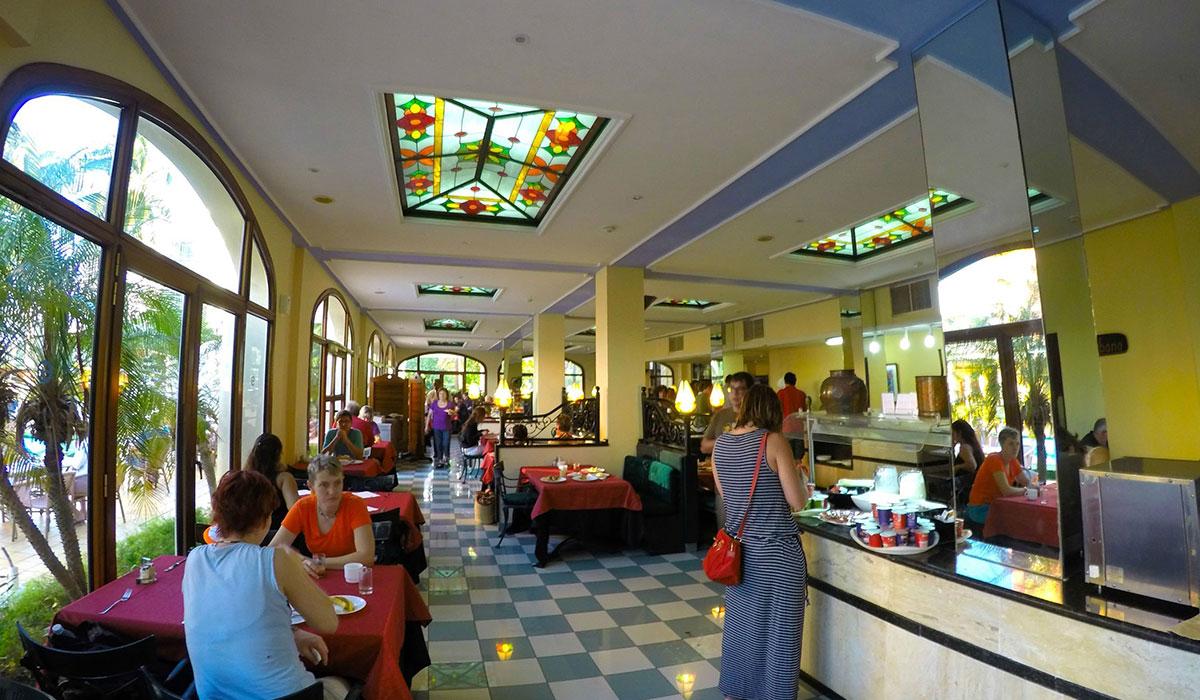 Hotel ROC Presidente - Restaurante