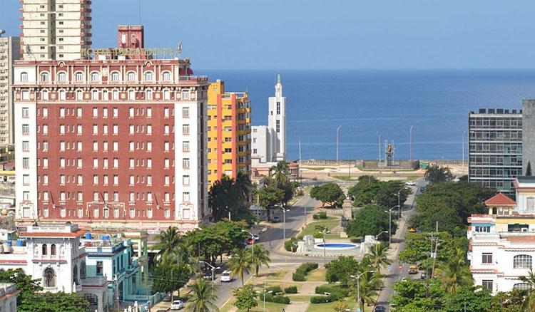 Hotel ROC Presidente, Havana